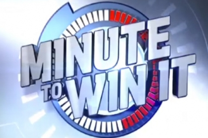 Minute to Win it op locatie