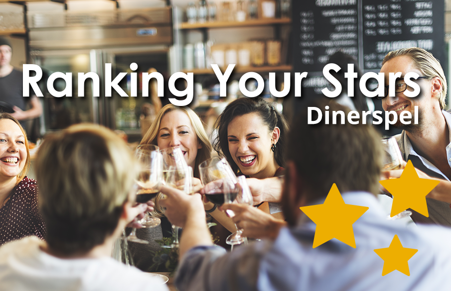 Ranking your Stars! Dinner Game
